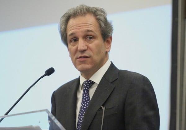 Antonio del Valle Perochena, presidente del Consejo Mexicano de Negocios (CMN).  Foto: Cuartoscuro