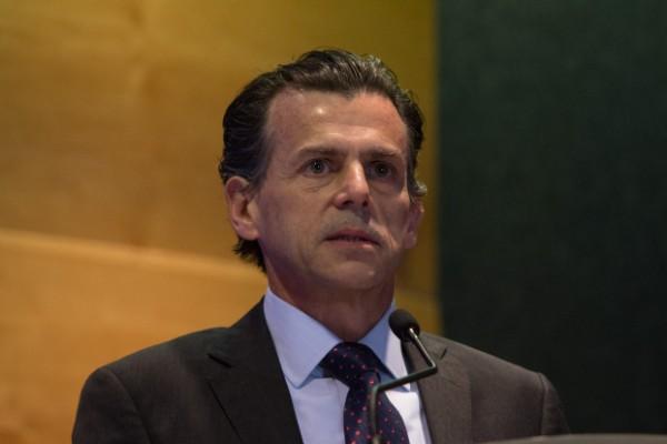 José Oriol Bosch, director de la Bolsa Mexicana de Valores (BMV). Foto: Cuartoscuro