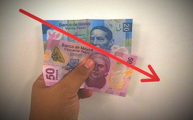 El Inegi revisó a la baja el PIB del tercer trimestre de 0.1% a 0.01% por la caída industrial. Foto: Especial