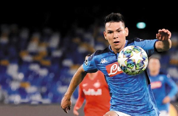 MULTA INTERNA. Según reportes de medios italianos, la directiva del Napoli impuso una multa de 2.5 millones de dólares a varios jugadores del equipo. Foto: REUTERS
