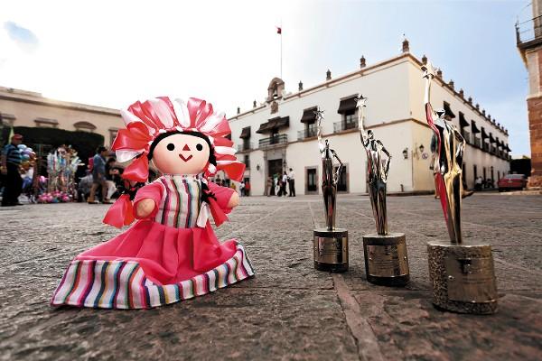 ÍCONO. La muñeca Lele es la embajadora de Querétaro ante el mundo. Foto: Especial