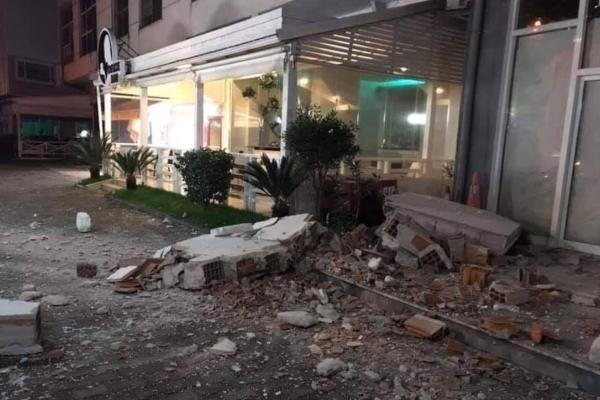 Se reportó un sismo de 6.4 grados Richter. Foto: @SkyAlertMx