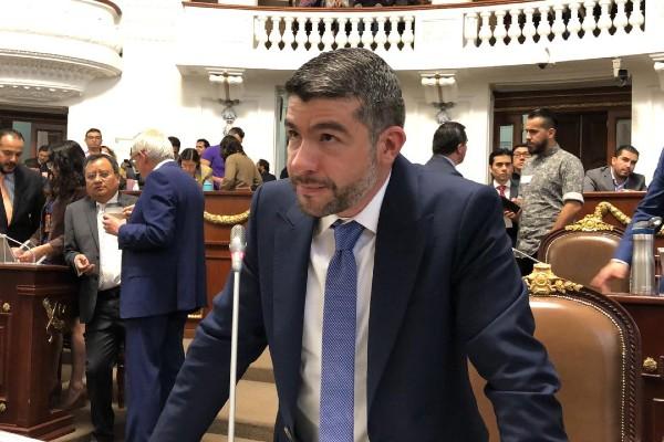 Mauricio Tabe, presidente de la Junta de Coordinación Política (Jucopo). Foto: Especial
