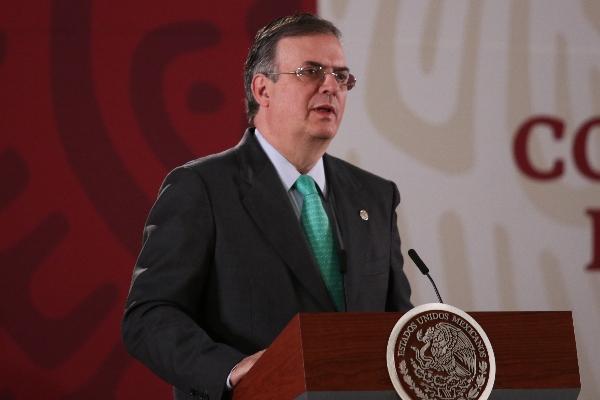 México ya cumplió todos los compromisos para ratificar el T-MEC: Ebrard