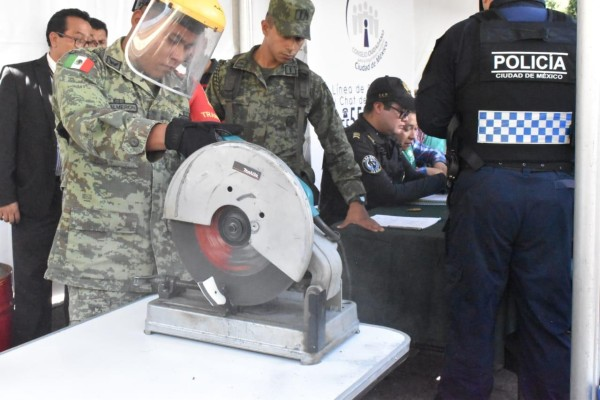 desarme_voluntario_cdmx_xochimilco_armas