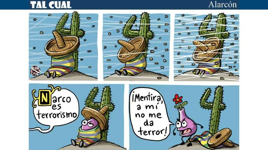 Tal Cual: Narco es terrorismo