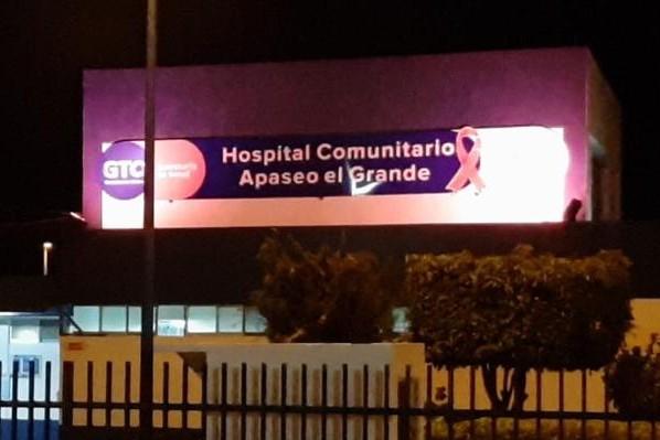 Los hombres lograron huir del hospital con los pacientes que