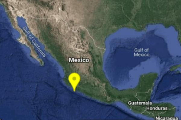 Sismo de 4.1 se registra en la madrugada de este viernes y despierta a mexicanos