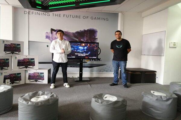 Gaming house de XTEN. Foto: Heraldo de México.