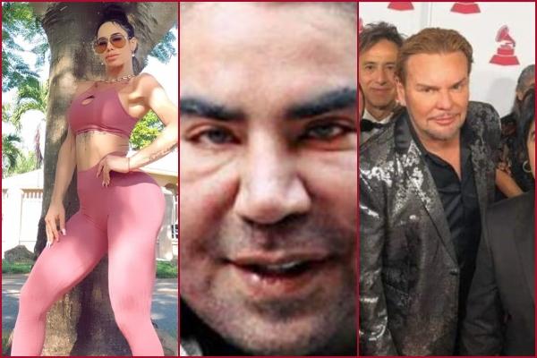 10 famosos con muchas cirugías como Alejandra Guzmán. Foto: Especial