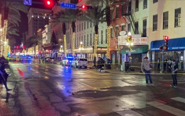 Dos de los heridos se encuentran hospitalizados en estado crítico. FOTO: Twitter