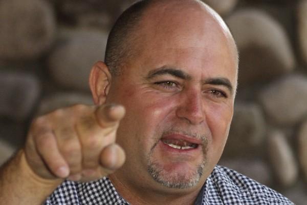 Julián LeBarón, activista y miembro de la comunidad LeBarón.  Foto: Cuartoscuro