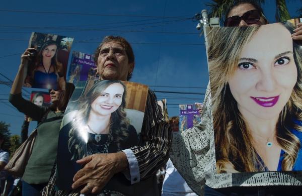 Abril había denunciado violencia familiar e intento de homicidio por parte de su esposo. FOTO: Cuartoscuro
