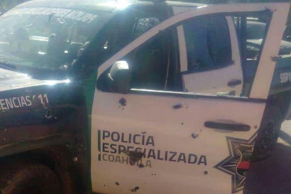 Se registró una balacera entre presuntos miembros del crimen organizado y elementos de la Secretaria de la Defensa Nacional (Sedena)  FOTO: ESPECIAL /CUARTOSCURO.COM