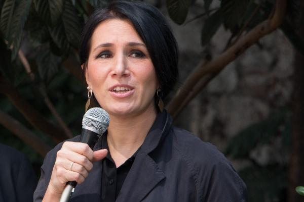 Ana Pecova, directora de Equis Justicia para Mujeres FOTO: ROGELIO MORALES /CUARTOSCURO.COM