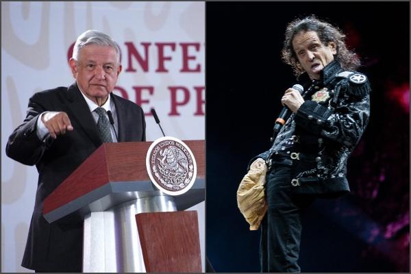López Obrador y Lora. Foto: Presidencia-Cuartoscuro