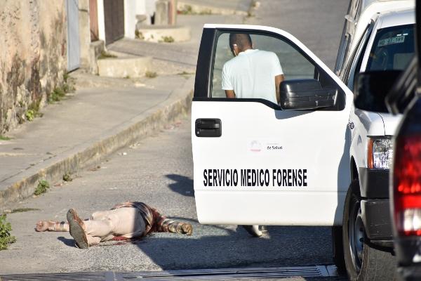 Ciudad de México registró 5 asesinatos este 1 de diciembre. FOTO: Cuartoscuro