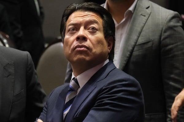 El coordinador de los diputados federales de Morena, Mario Delgado fue propuesto como presidente de la mesa directiva.  Foto: Cuartoscuro