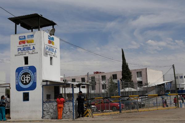 POCO ESPACIO. El Cereso de San Miguel presenta hoy en día sobrepoblación. Foto: ENFOQUE
