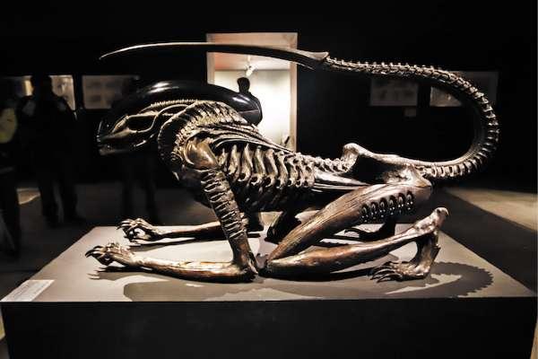 DÓNDE VERLA. Alien: El octavo pasajero, de Ridley Scott cumplió 40 años el 21 de noviembre. Foto:  Víctor Gahbler