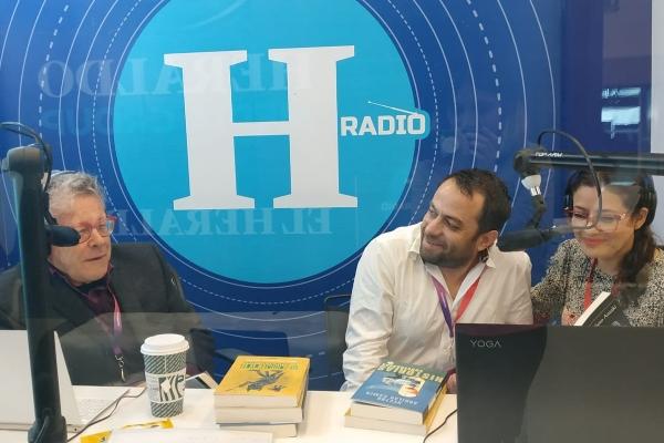 Maruan Soto Antaki en entrevista con Sergio y Lupita