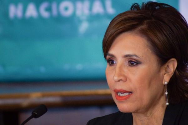 Rosario Robles, exsecretaria de Desarrollo Social. Foto: Cuartoscuro