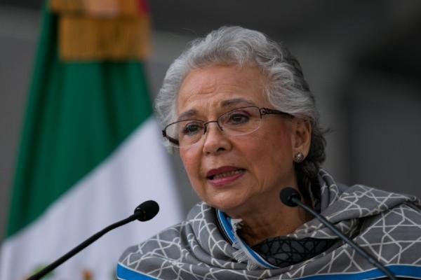 Olga Sánchez Cordero, secretaria de Gobernación.  Foto: Cuartoscuro