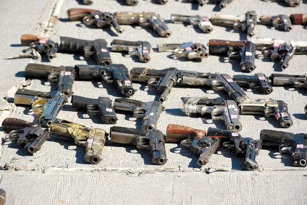 URGE. Es necesario estudiar a profundidad a las mafias armadas, dijo Antonio De Leo. Foto: Cuartoscuro