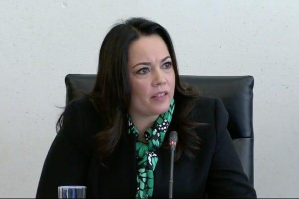 comparecencia terna corte Diana Álvarez Maury