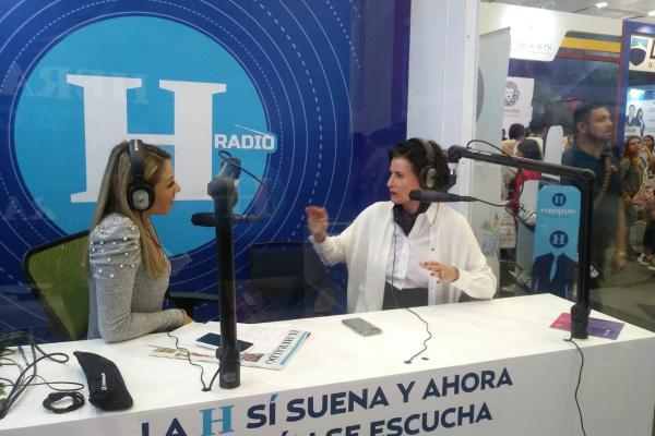 Gaby Vargas en entrevista con Blanca Becerril