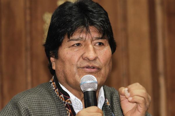 evo morales cuba bolivia