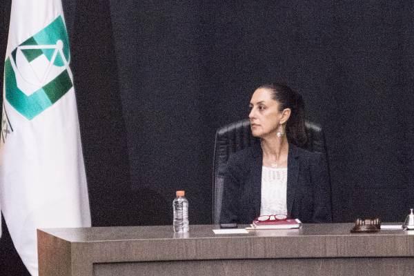 Claudia Sheinbaum_Primer informe de Gobierno
