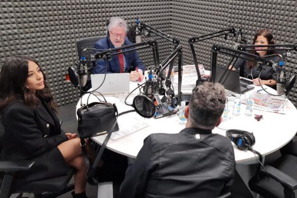 Playa Limbo en entrevista con Sergio y Lupita