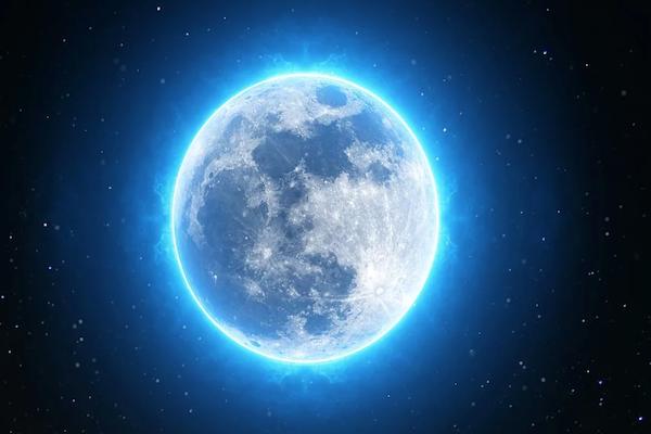 El 12 de diciembre será la última luna llena de 2019