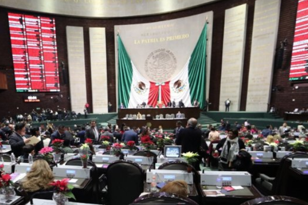 Diputados aprueban reformas vs violencia de género