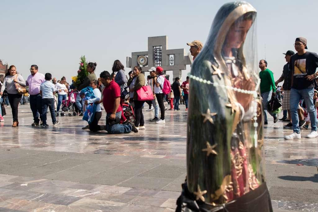 Datos que no conocías de la Virgen de Guadalupe. Foto: Cuartoscuro