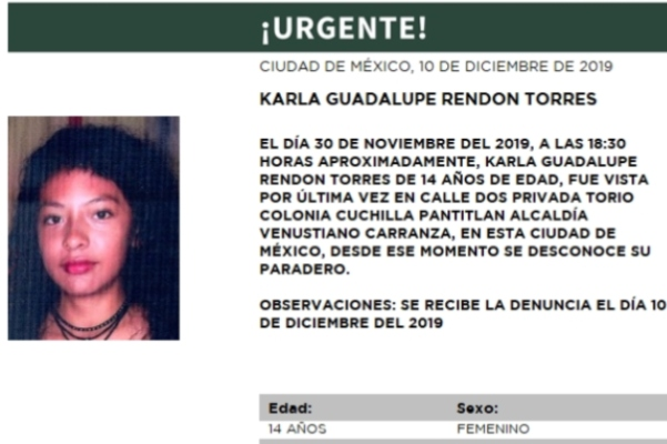 Extraviada-Karla-Guadalupe