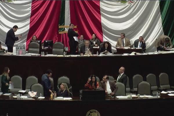 Avalan Ley de Amnistía en Cámara de Diputados