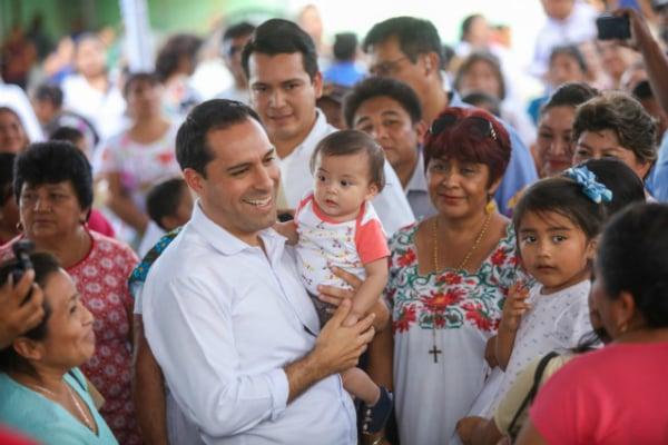 mauricio vila gobernador mejor evaluado 2019
