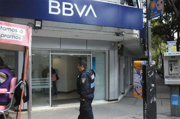 ZONAS CRÍTICAS. Entre las colonias con más robos a cuentahabiente están Del Valle, Anáhuac, Narvarte y Roma. Foto: Cuartoscuro