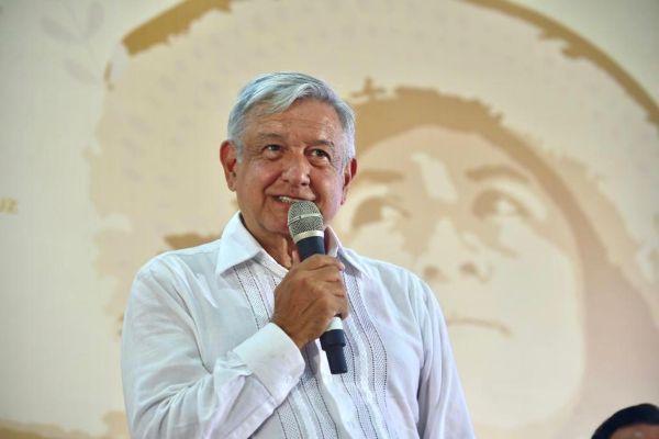 Lopez Obrador programa Sembrando Vida