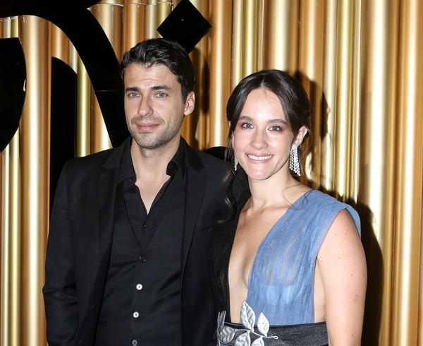 PARTICIPACIÓN DE LUJO. El pianista Jorge Viladoms y la cantante Ximena Sariñana, dieron el espectáculo estelar de la noche. Foto: JDS Agencia