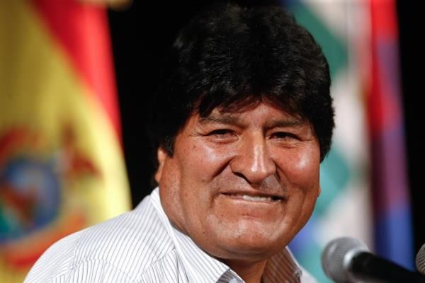 Evo Morales Reunión frontera Argentina vs Bolivia