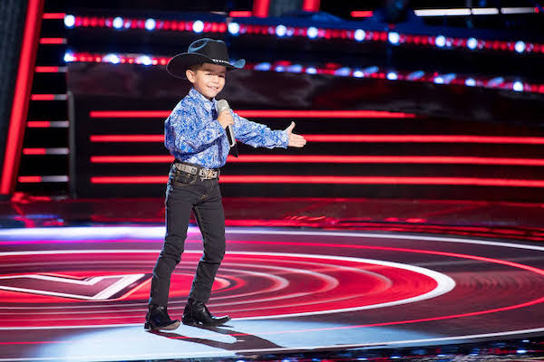 Roberto Xavier gana La Voz Kids