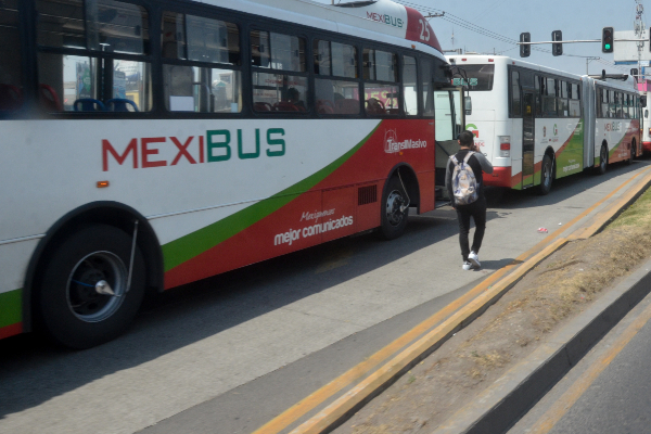 Imagen ilustrativa  Mexibús  FOTO: ARMANDO MONROY /CUARTOSCURO.COM