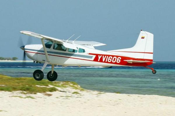avioneta mar de cortes