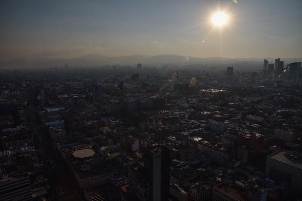 Neza presenta MALA calidad del aire, mientras que la CDMX va de regular a buena