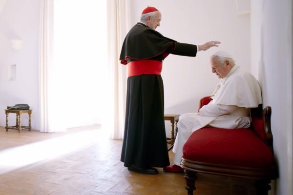 los_dos_papas_netflix_pelicula_vaticano_benedicto_francisco
