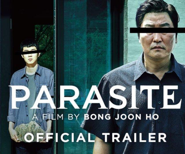 Parasite es una de las favoritas de los críticos, pero no está en el primer lugar. FOTO: Especial