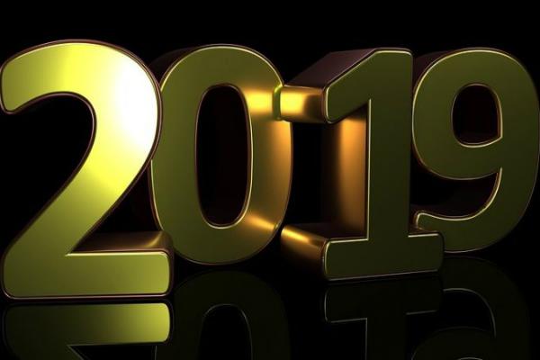 año viejo 2019